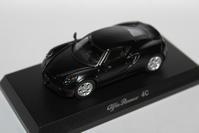 """1/64 Kyosho Alfa Romeo 4 """"Secret"""" 4C - 1/87 SCHUCO & 1/64 KYOSHO ミニカーコレクション byまさーる"""