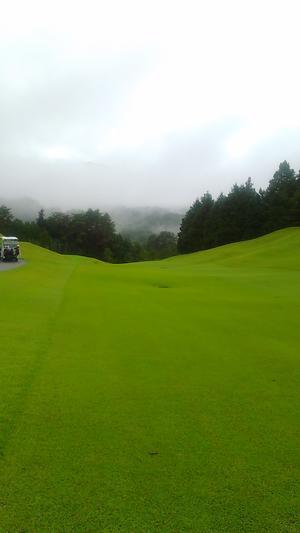 恒子さんと早朝ゴルフ -