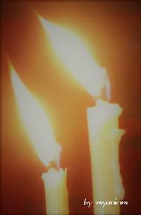 お盆と送り火 - 今日から明日へ・・・