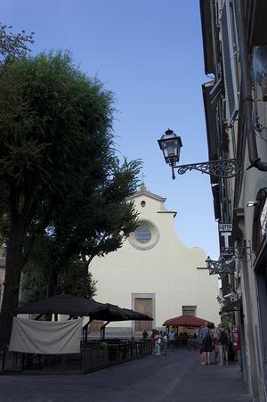 土鍋を抱えて友がフィレンツェにやってきました - フィレンツェ田舎生活便り2