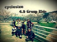 顔見せグルメライド ショーライド - cyclesize活動ブログ