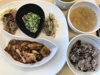 今日の健康定食は麻婆豆腐♪ - よく飲むオバチャン☆本日のメニュー