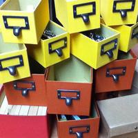 紙箱をつくる - 秘密基地な日々