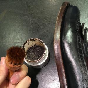 コバのケアは乳化性クリームで十分?? - ルクアイーレ イセタンメンズスタイル シューケア&リペア工房<紳士靴・婦人靴のケア&修理>
