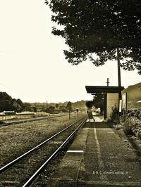れとろ駅 - A  B  C