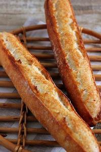麹とご飯の酵母で、細~いフィセル - Takacoco Kitchen