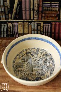 ギリシア風の鉢 - チクチククチート