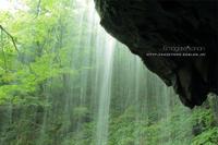 「山の日」は「滝」②**小さな散策の先に - きまぐれ*風音・・kanon・・