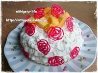 hime8歳♪ ようやくのBDケーキと我が家のジャムおじさん - nithigetu-life