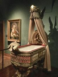 ウィーンの話 その7  ナポレオン二世のベッド - L'art de croire             竹下節子ブログ