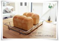 モルトを入れ忘れたハードトースト。「パン作りになぜモルトは必要なのか?」のおさらい - 大阪 堺市 堺東 パン教室 『大人女性のためのワンランク上の本格パン作り』 - ル・タン・ピュール -