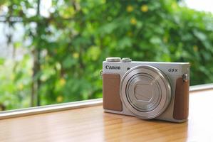 新しいカメラを購入。 「PowerShot G9X」 - Mixture
