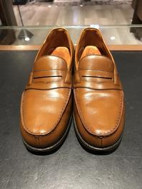 【J.M.Weston】クリームナチュラーレVSイングリッシュギルド。 - 銀座三越5F シューケア&リペア工房<紳士靴・婦人靴・バッグ・鞄の修理&ケア>