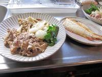 ラム焼き肉 - 楽しい わたしの食卓