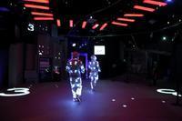 EXILEのHIROがプロデュースした宇宙飛行士の奇妙なダンス(NAKEDの東京体験空間) - 旅プラスの日記