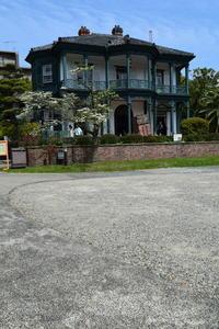 神戸市相楽園の旧ハッサム住宅(明治モダン邸宅探訪) - 関根要太郎研究室@はこだて