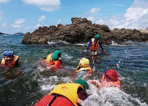 大田市…日本海の自然体験 - 山村留学 人づくりの里運営協議会