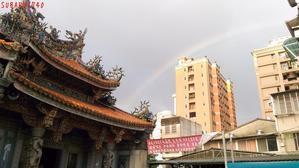 台北2016秋2日目極彩色の三峡祖師廟と真っ暗闇の三鶯大橋 - ネコとSUBARUとBIKEとREDS
