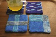 ワークショップ「オリジナル柄羊毛コースター」 - KUUSI6