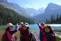 5つの氷河湖とダイナミックな滝を巡る人気トレイル!レイクオエサハイキング - ヤムナスカ Blog