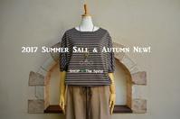 """2017 Summer Sale & Autumn New !...8/19sat"" - SHOP ◆ The Spiralという館~カフェとインポート雑貨のある次世代型セレクトショップ~"