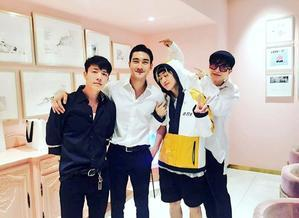 リダ強い味方が戻ってきたね!(^^)! - 我喜歓☆2 ~我喜歓Choi Siwon&Super Junior~