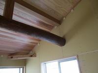 鵠沼の家、木工事終盤 - いえづくり現場ノート(いちかわつくみ建築設計室のブログ)