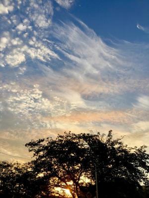 光芒の夕空と、ひぐらしが鳴く夜明けの空 - Air Born Japan 日本の空を、楽しもう!