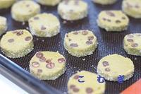 手作り甘納豆でクッキー焼きました。 - パン・お菓子教室 「こ む ぎ」