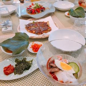 明日の「ピビン冷麺と水キムチ」クラスに空きが出ました - 今日も食べようキムチっ子クラブ (我が家の韓国料理教室)