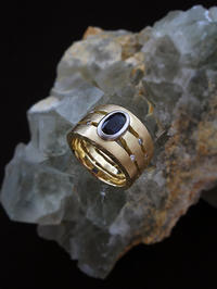 Order Ring #409 - ZORRO BLOG