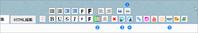 エキサイト編集画面のアレンジ(51) 編集アイコンをWebフォントで描画する - At Studio TA