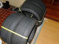 BHレガシィ タイヤ買ったぁ~~~  - 青いそらの下で・・・