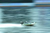 「ボートレーサー募集」に採用された自分の写真(ボートレース平和島) - 旅プラスの日記