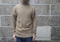 GICIPI ジチピ COTONE SOFT TURTLE NECK LS - REGULAR
