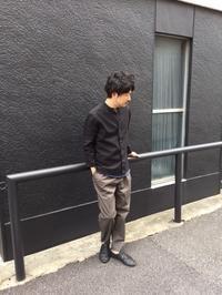 あると便利な一人二役なシャツジャケット! - AUD-BLOG:メンズファッションブランド【Audience】を展開するアパレルメーカーのブログ