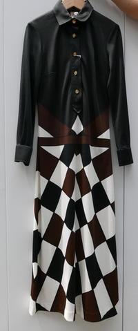 Roberta vintage dress - carboots