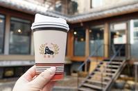 2017年2月 真冬のソウル vol.10 ~カフェベーカリー 「Fritz Coffee Company」 - 晴れた朝には 改