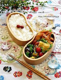 エビフライ弁当と今週の作りおき♪ - ☆Happy time☆