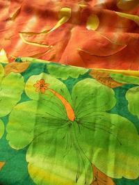 制作中のハワイアンキルト - eri-quilt日記3