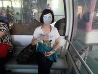7月台湾旅:猫空帰りにマンゴーかき氷♪ - 渡バリ病棟