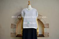 """""""2017 Mid Summer Sale Continue...8/20sun"""" - SHOP ◆ The Spiralという館~カフェとインポート雑貨のある次世代型セレクトショップ~"""