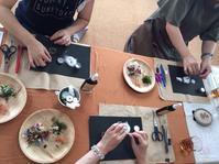第2回目【水晶プログラミング&オルゴナイトアクセサリー作りWS】 - Sola*Tsuchi  花とアクセサリー