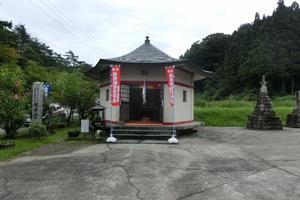 船峅山帝龍寺の観音祭り -