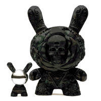Arcane Divination The Clairvoyant 20inch Dunny- Antique Black by J*RYU - 下呂温泉 留之助商店 入荷新着情報