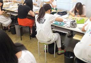 夏期講習D日程 - 教室通信/松尾美術研究室