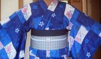 着物のお稽古 '17/08/20 - 柴犬たぬ吉のお部屋