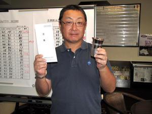 2017年8月度月例杯Aクラス - 昇仙峡カントリークラブ