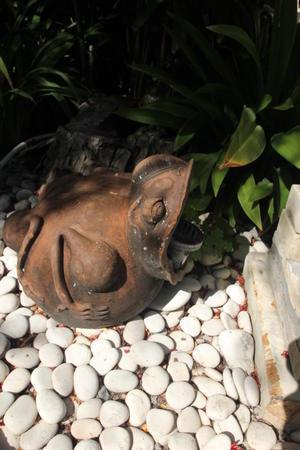 ノボテルべノア朝食敷地バリ島 - のんびりさん
