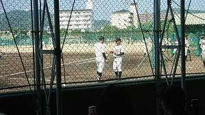 高知南との練習試合 - Kochi West High School BASEBALL CLUB (Season9)